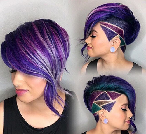 Pictures Of Short Haircuts For Thick Hair