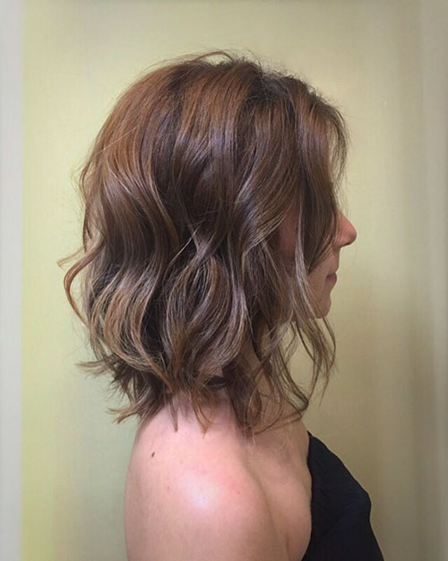 Short To Medium Length Haircuts