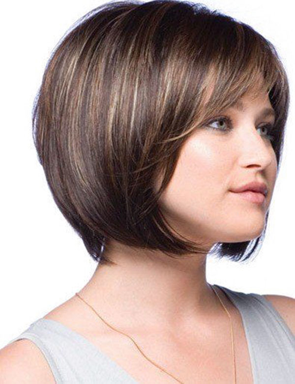 Images Of Short Haircuts For Thick Hair
