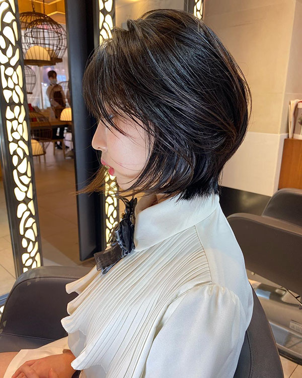 Best Short Layered Haircuts