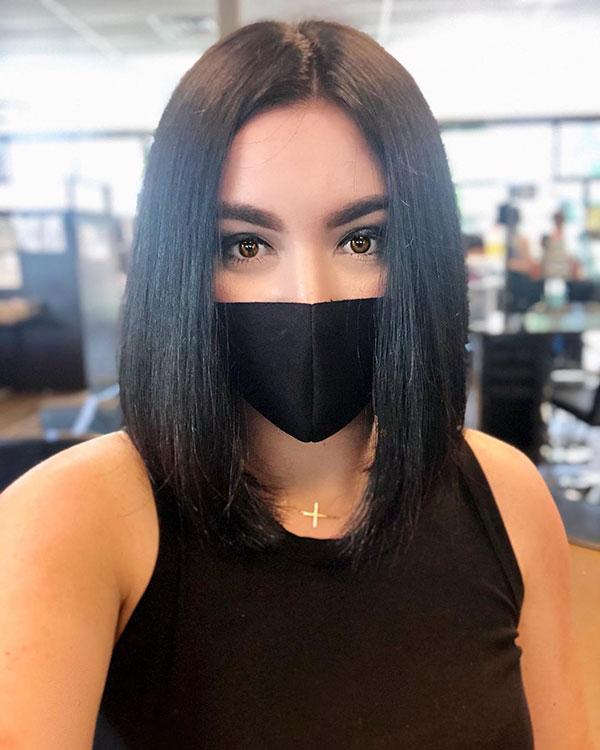 Short Hair For Dark Hair