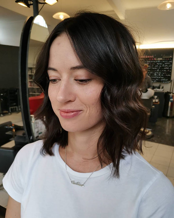 Images Of Short Dark Hair