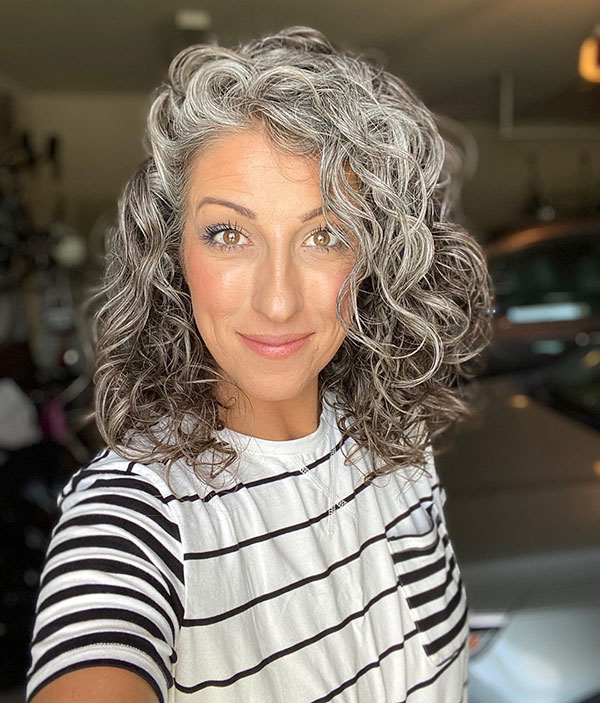 Super Short Haircuts For Over 50