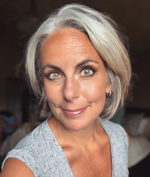 Latest Short Hairstyles For Over 50