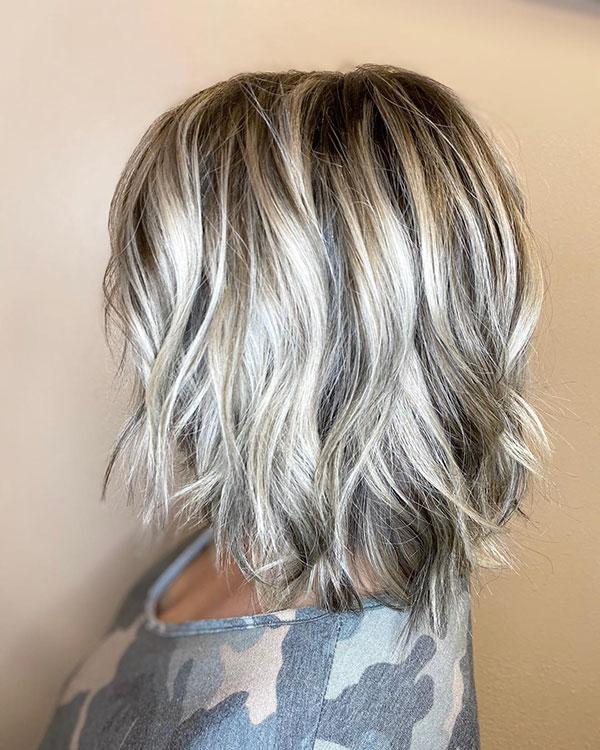 Pics Of Short Layered Haircuts