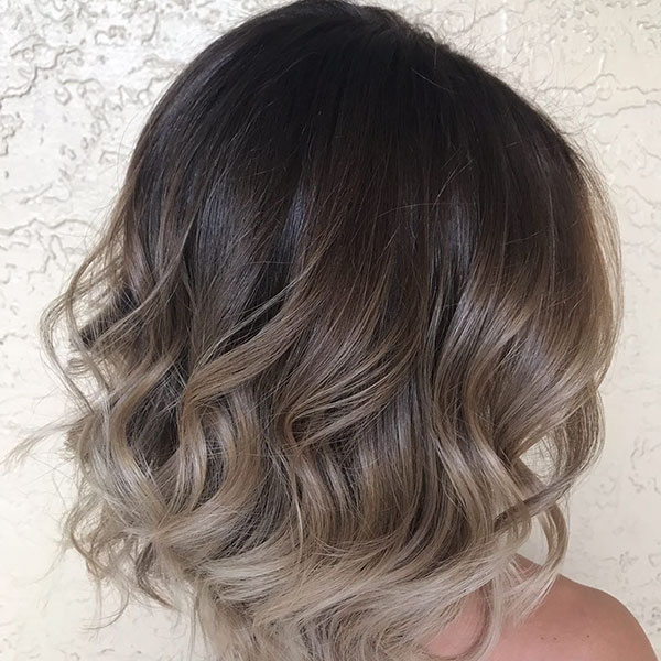 Hair Color Ideas For Short Brown Hair Archives Latest Short Hairstyle Ideas 2020