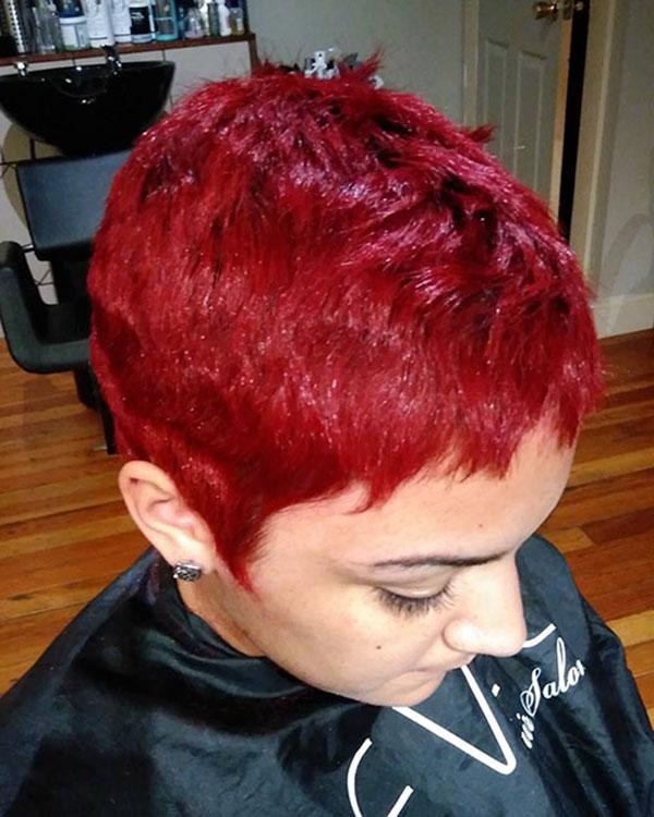 Rainbow Hair For Short Hair