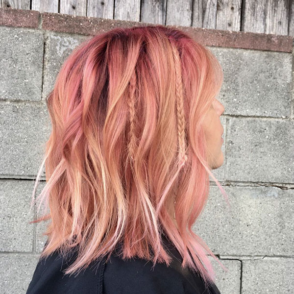 Unique Braids For Short Hair