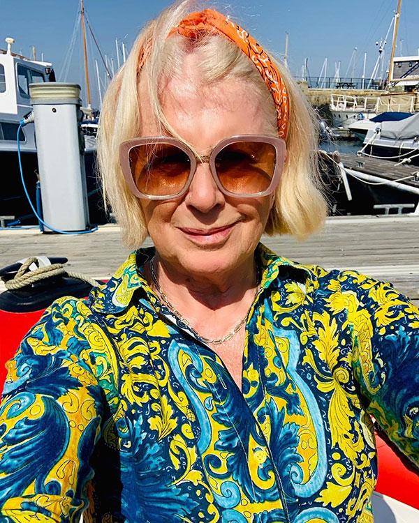 Short Styles For Women Over 60