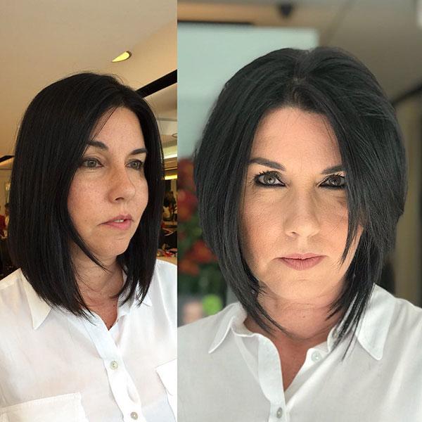 Short Dark Hair Pictures