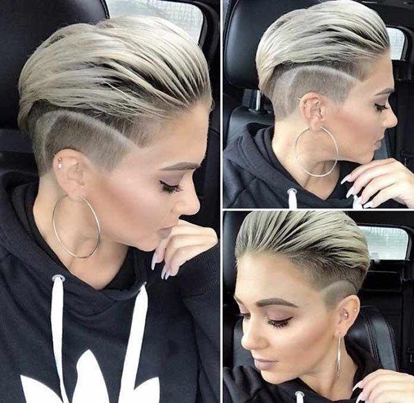 Mohawk Haircuts For Short Hair