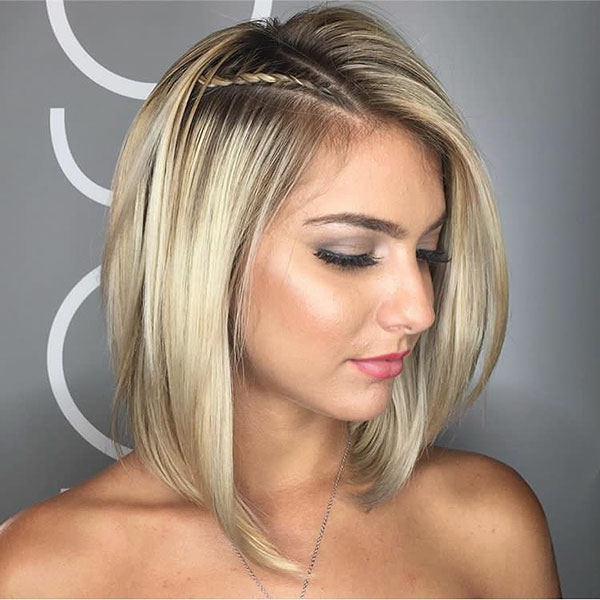 Pictures Of Braids For Short Hair