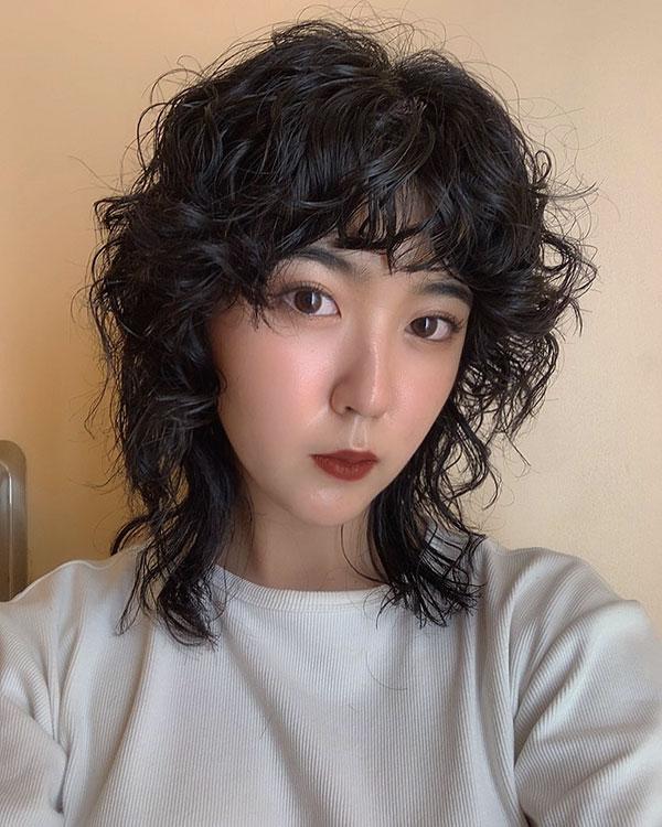 Asian Short Hairstyle Ideas