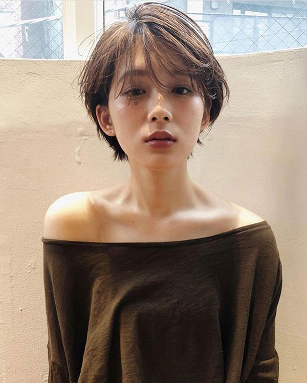Short Hair And Asian Hairstyles