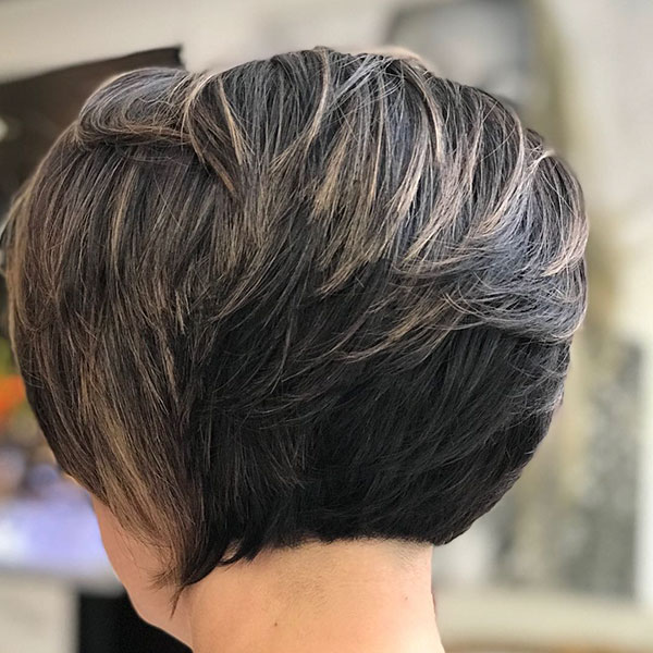 Short And Modern Hair