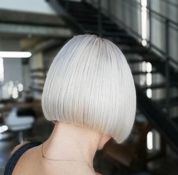 Short Modern Hairstyles