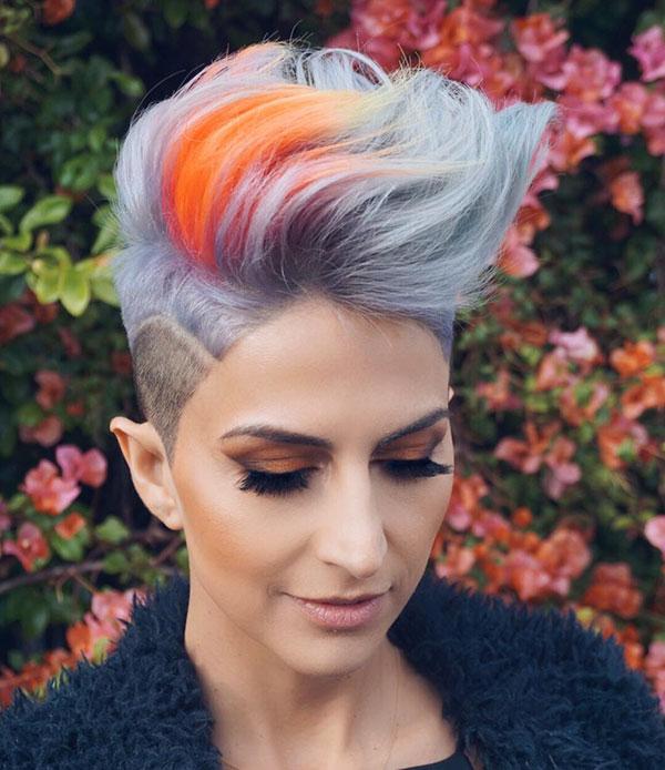 Short Modern Hairstyles 2020