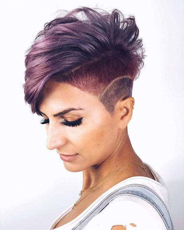 2021 pixie hairstyles