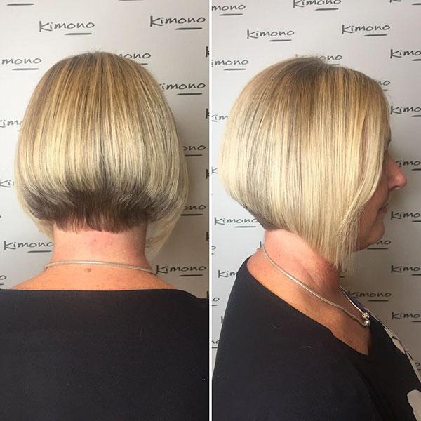 2021 short hair women