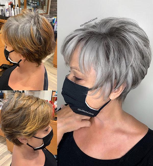 2021 short hairstyles
