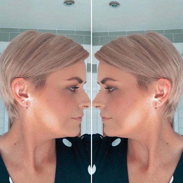 2021 women's hairstyles short