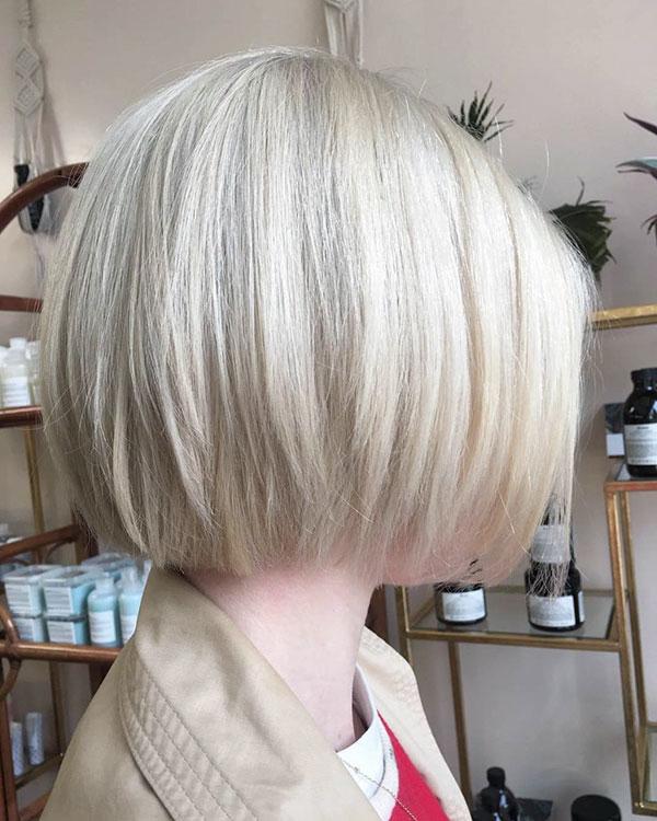 best short bob hairstyles