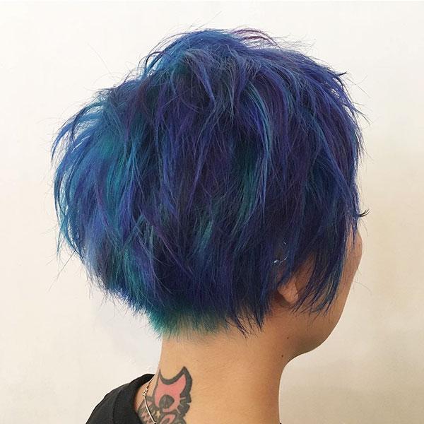 best short hair 2021