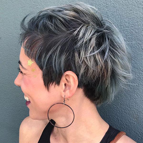 best short hair cuts 2021