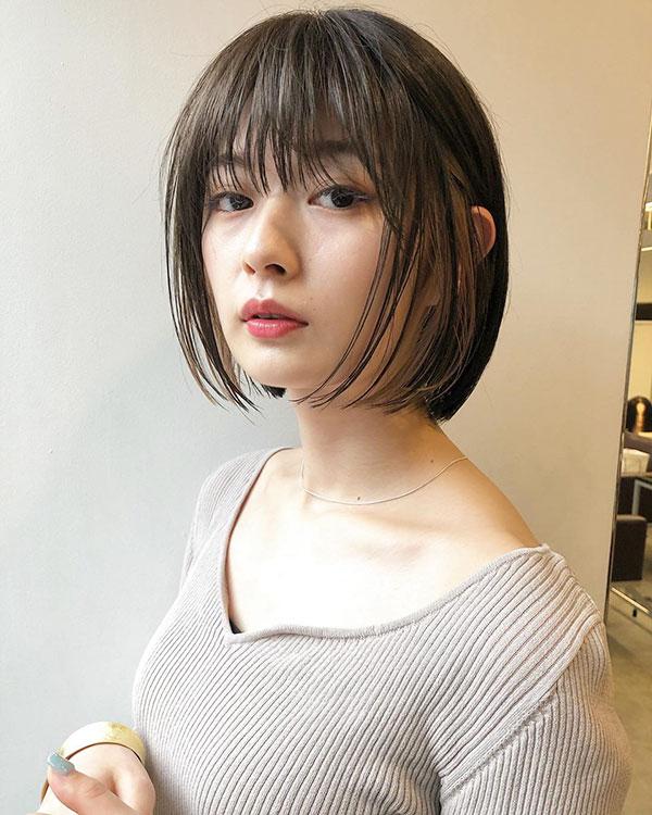 best women's short haircuts 2021