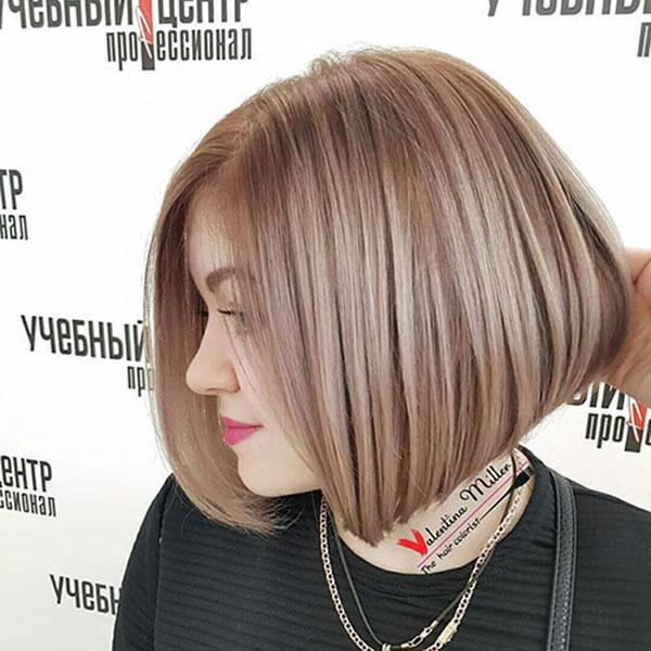 bob cut hair styles 2021