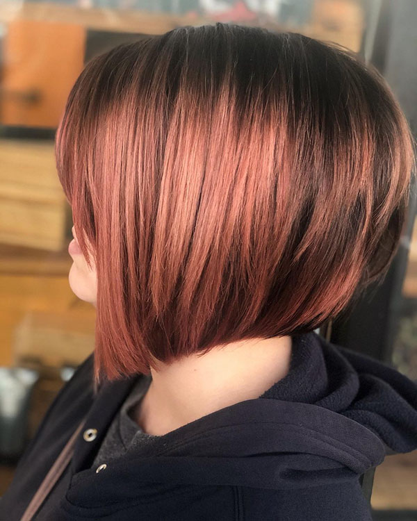 bob hair cut images