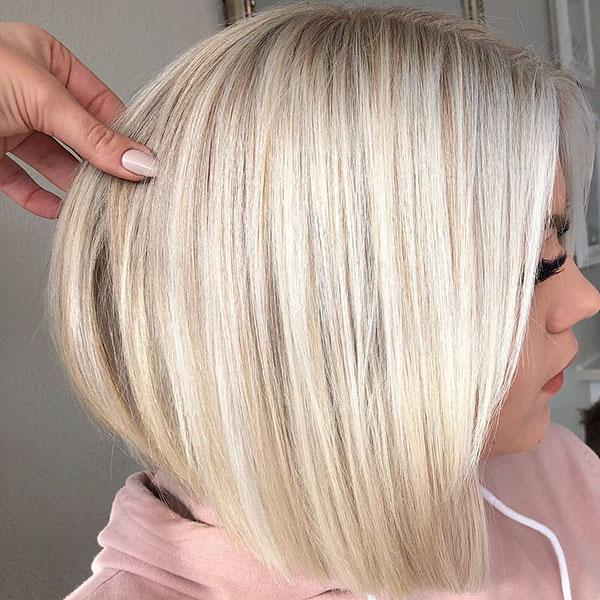 bob haircut for ladies