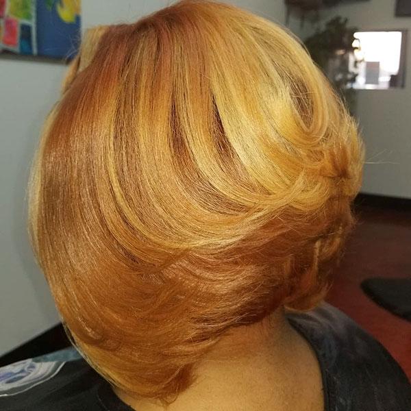 bob style hair cut