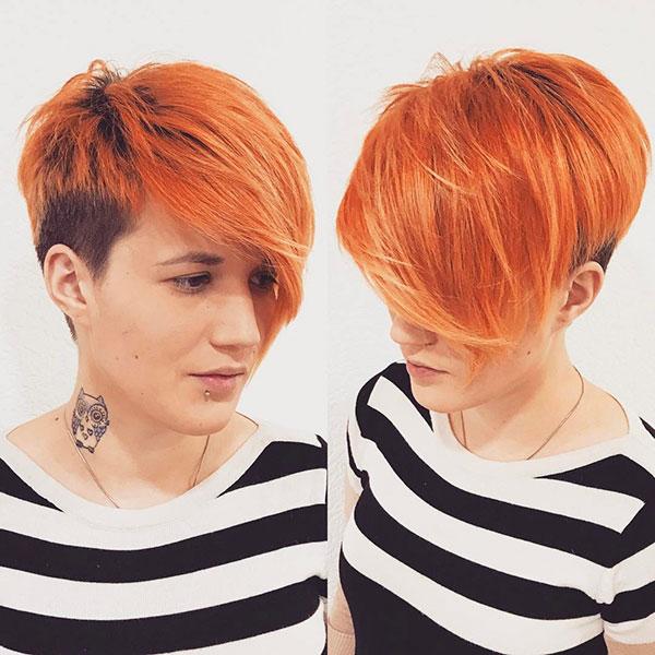 great pixie haircuts