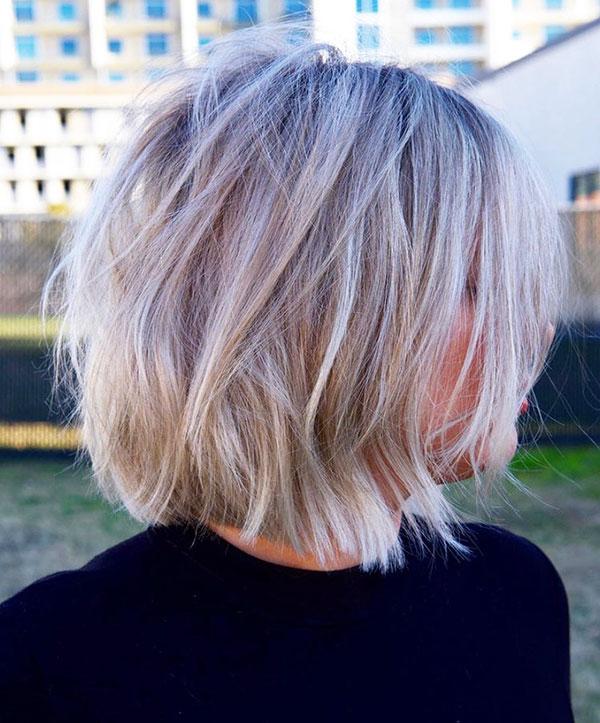 hair styles for short hair women