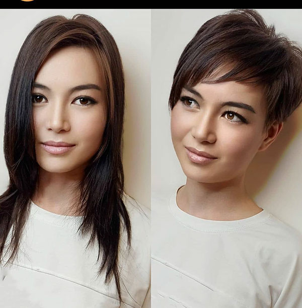 hairstyles for pixie hair