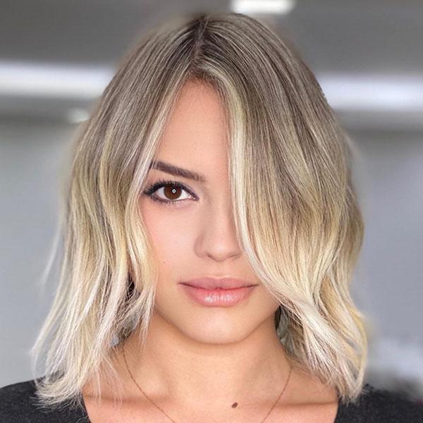 hairstyles short 2021