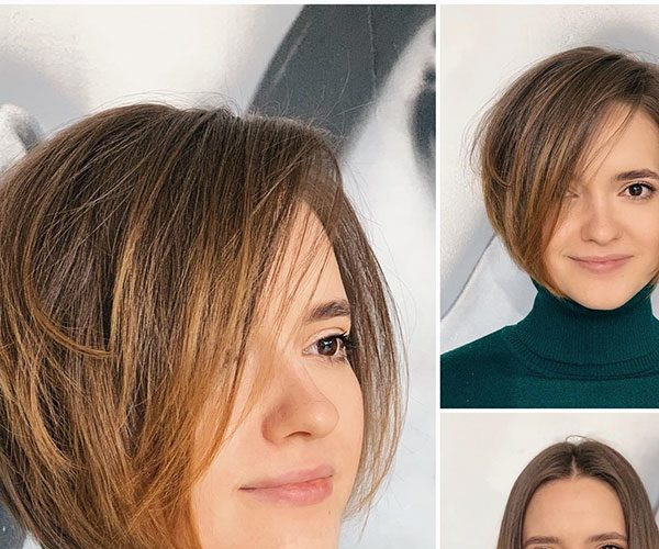 images of short haircuts