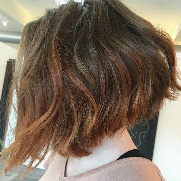 ladies bob haircuts