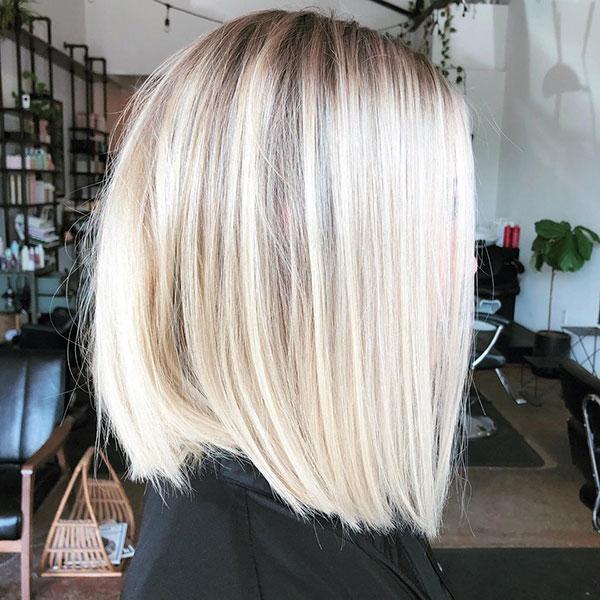 latest bob cut hairstyles