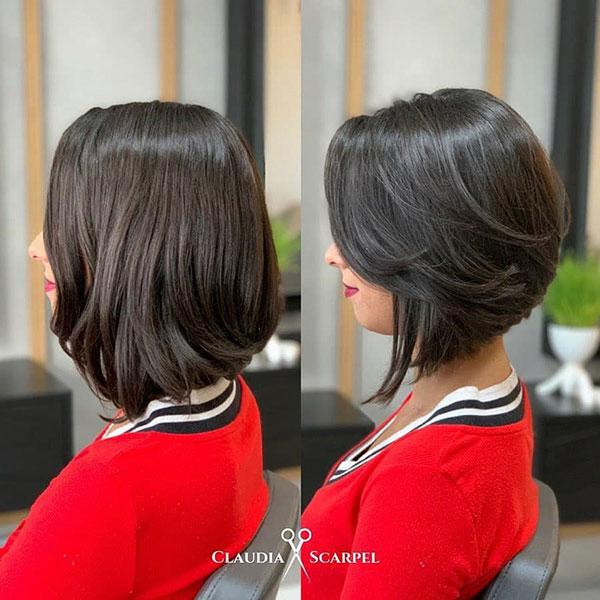 new short bob hairstyles