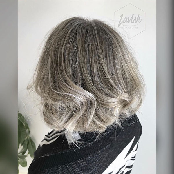 on trend short hairstyles 2021