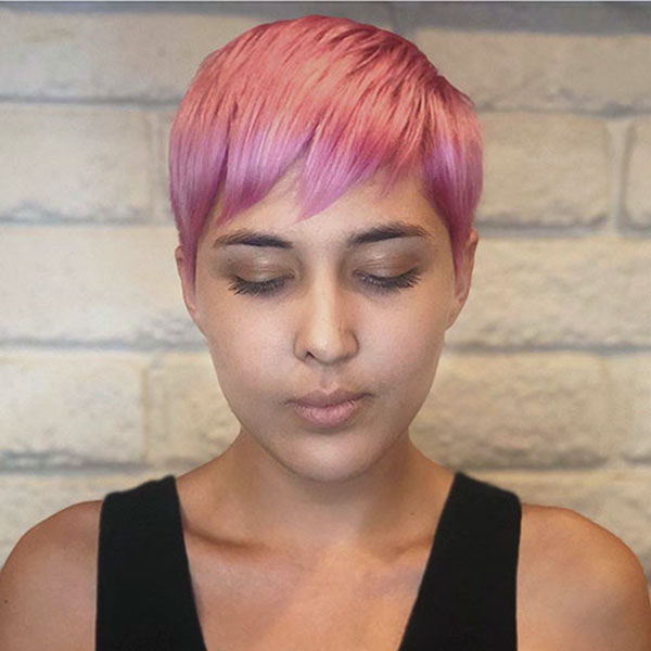 pictures of pixie cut hairstyles