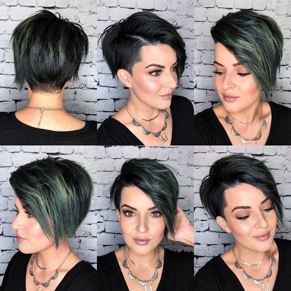 pixie 2021 hair trends