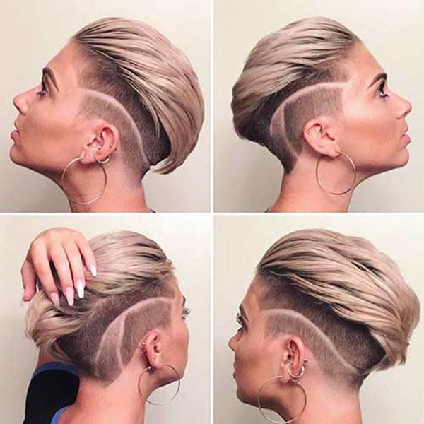 pixie boy cut style hair