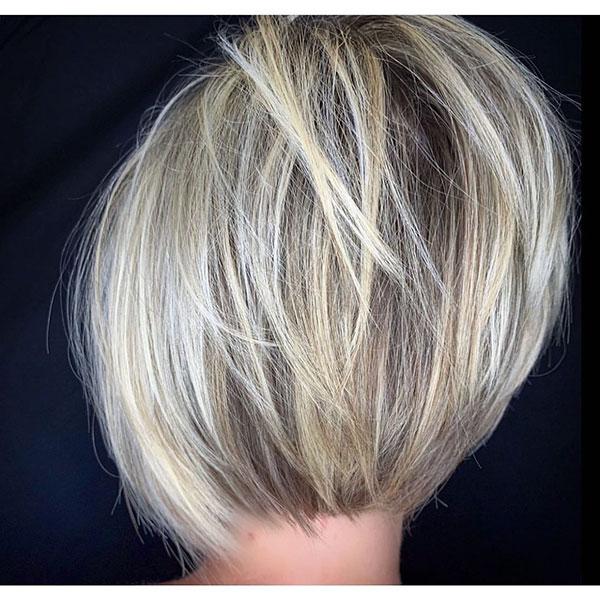 short bob hair styles for women