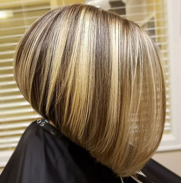 short bob womens haircuts