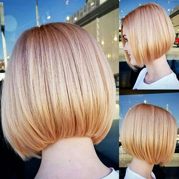 short bobs hair cuts