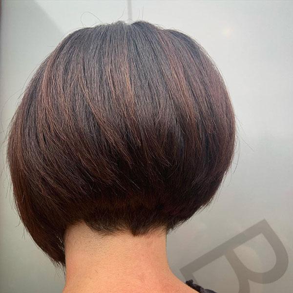 short chic bob hairstyles