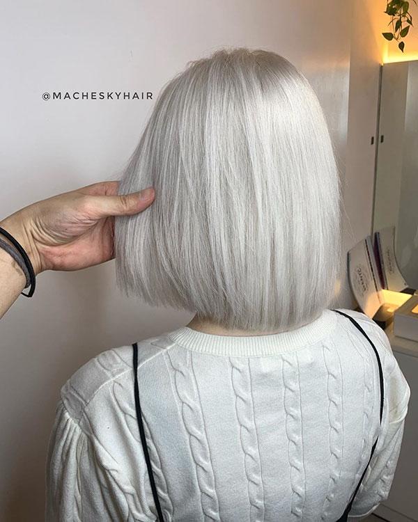 short hair bob 2021